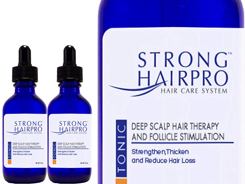 Strong Hairpro serum