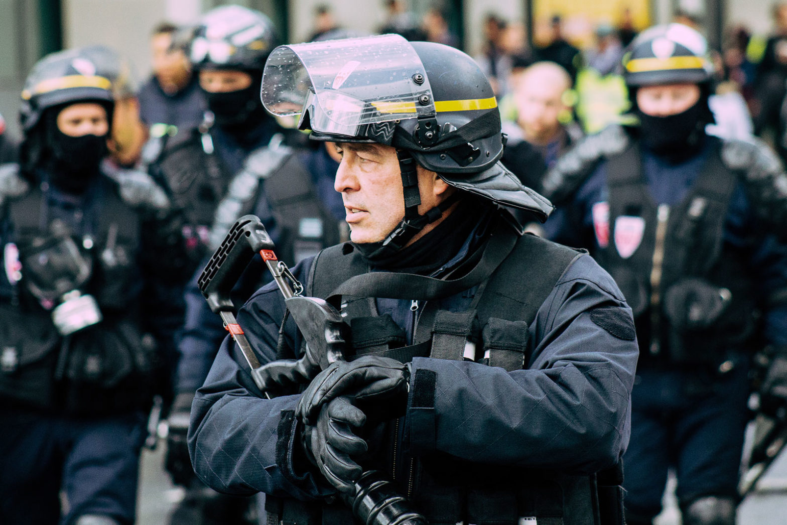 French National Police